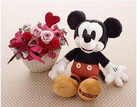写真は「オールドミッキーとフラワーパーティ」のセット(C)Disney