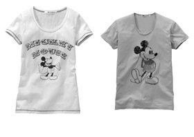ミッキーマウスをクールにアレンジ(C)Disney