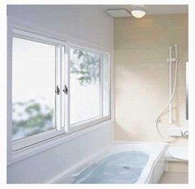 新構造で重量のある複層ガラスに対応した二重窓