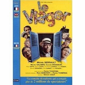 ビアジェをテーマにしたフランスのコメディ映画『Le viager』