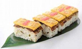 色あざやかな「まかない寿司」