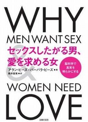 愛とセックスは恋愛の中で欠かせない重要なテーマだ