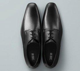 見た目は普通の革靴