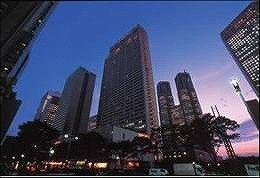「パナソニックルーム」は京王プラザホテル(写真)などに用意されている