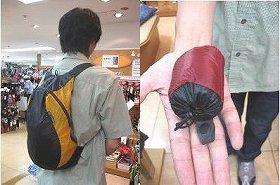 旅行先でのセカンドバッグとしても