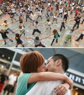 プロモーションのテーマは「いっぱいキスしよう」