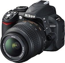 フォルムは従来機種の「D3000」や「D5000」とあまり変わらない