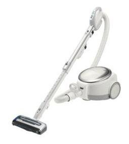 床や空気がキレイになって、集塵能力もアップ