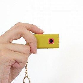 世界最小クラスのトイカメラ