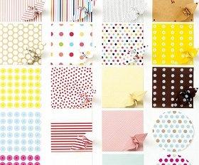 従来の「折り紙」にとらわれないデザイン