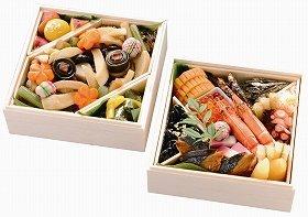 画像は三郷市の食材を多用した「美郷」(2~3人向け、1万5750円)