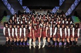 AKB48も受賞した