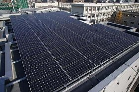 太陽光パネル設置イメージ