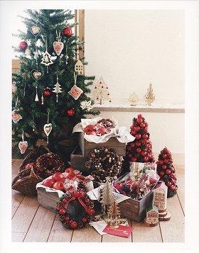 クリスマスを盛り上げるアイテムが勢揃い