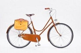 イタリアの2ブランドが生んだおしゃれな自転車
