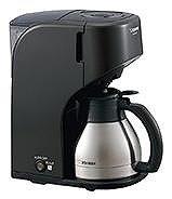 保温ヒーターがないから煮詰まらないし、コーヒー本来のおいしさを長く楽しめる