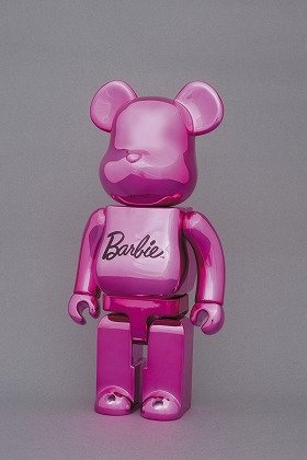 (C)2010 Mattel, Inc. All Rights Reserved. BE@RBRICK TM &(C)2001-2010 MEDICOM TOY CORPORATION. All rights reserved.