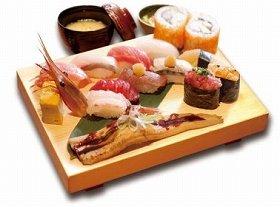 『板前超豪華食べづくしセット』(2980円)
