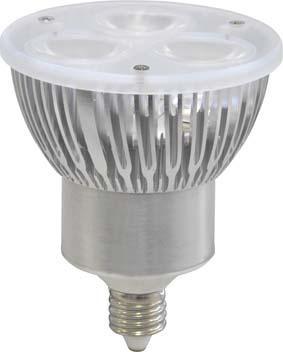 ハロゲンランプのもつ光の特長を備えたLED電球