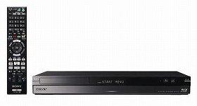 ソニーのブルーレイディスクレコーダー「BDZ-AT700」
