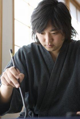 初回講座は書道家・武田双雲氏を招く