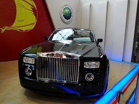 今回見た中古車の中での最高値はロールスロイス(羅楽斯羅伊斯)。2009年型で668万元(約8400万円)。ロールスロイスの新車には780万元(約1億円)の値段がついていた