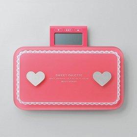 こんな体重計だったら毎日測りたい