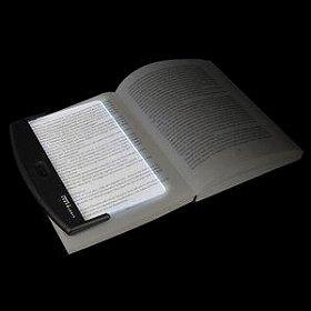 読みたいところだけを照らすLEDブックライト