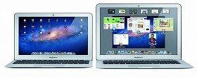 最新版OC「Mac OS X Lion」を搭載したMacBook Air