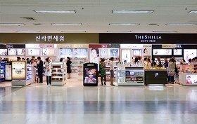 金浦空港店を2011年7月22日にオープン