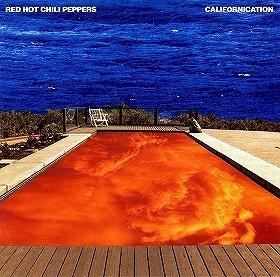 画像はRed Hot Chili Peppers,「Californication」