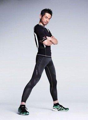 イチロー選手コラボレーションモデル(レボリューション)着用シーン