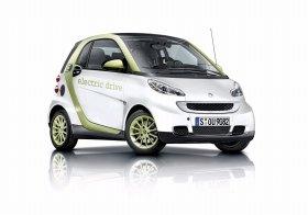 マイクロコンパクトカー「smart fortwo electric drive(スマート電気自動車)」