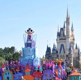 写真は昨年の様子(C)Disney