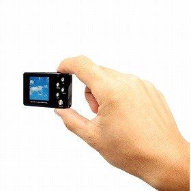 防犯カメラとして使える優れものだ