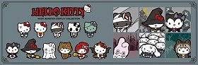 「HELLO KITTY MEGA MONSTER COSPLAY COLLECTION」