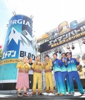 そびえたつ巨大缶に、木村祐一さんも「夜中にこっそり登ってみたい」