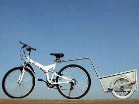 サイクルトレーラー