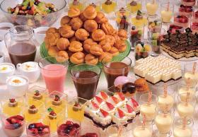Sweets Parade~ショコラフェア~のデザート(イメージ)