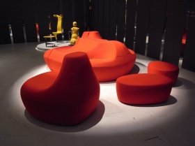 「喜多俊之デザイン Timeless Future展」(2011年10月27日~11月13日)