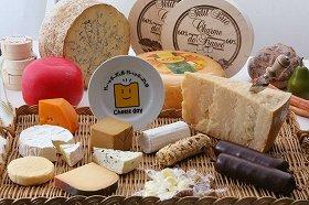 世界からチーズが集合