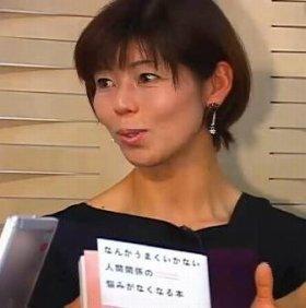 「J-CAST THE FRIDAY」に出演した河合薫さん