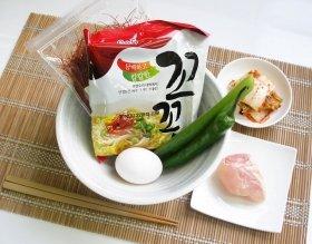 韓国で話題沸騰「ココ麺」