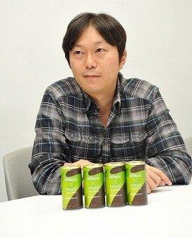 「ジョージア」グループのシニアマネジャーを務める島岡芳和氏