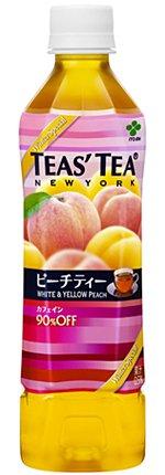 「TEAS' TEA ピーチティー」