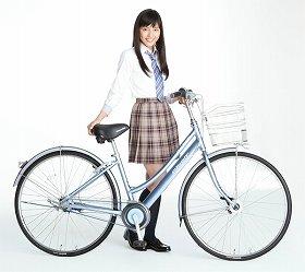 新イメージキャラクター「川口春奈」さん アルベルトロイヤルL型 AR7TPL M.プレシャスVブルー