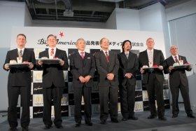 原田泳幸CEOが過去2回の販売時を上回る売り上げを目指すと宣言