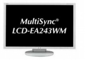 「MultiSync LCD-EA243WM」