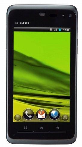 auスマートフォン「DIGNO ISW11K」