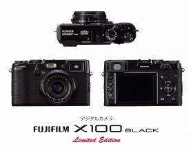 「FUJIFILM X100 BLACK リミテッドエディション」